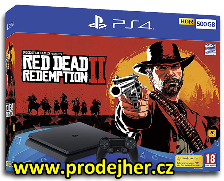 Red Dead Redemption 2 Playstation 4 Slim bundle