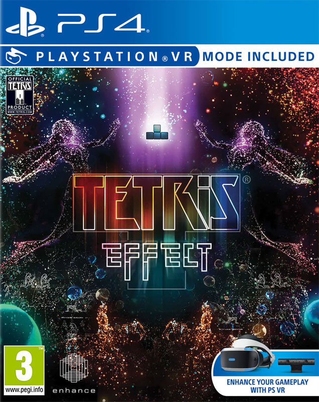 Tetris Effect PS4 (VR)