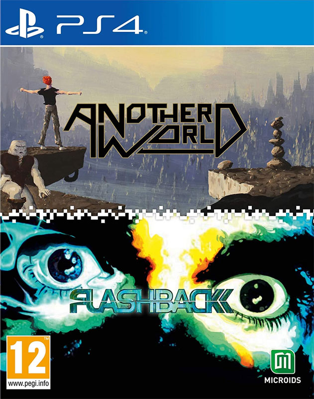 Another World + Flashback PS4 doublepack