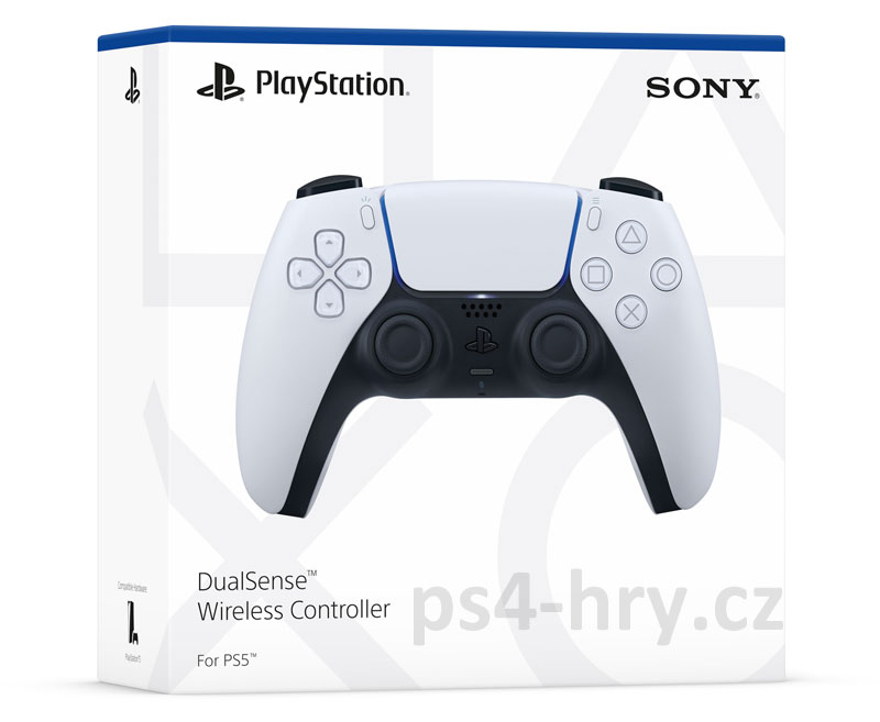 Sony Dualsense PS5 wireless controller