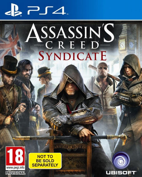 Assassins Creed Syndicate PS4 CZ