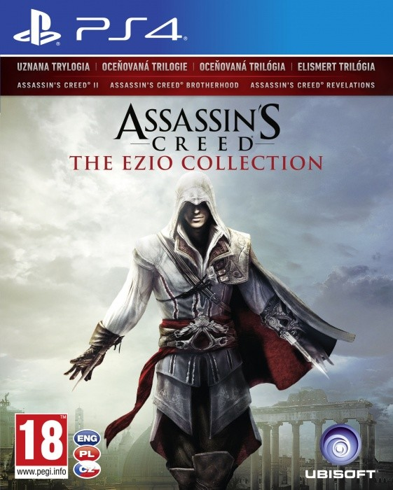 Assassins Creed The Ezio Collection (CZ) PS4