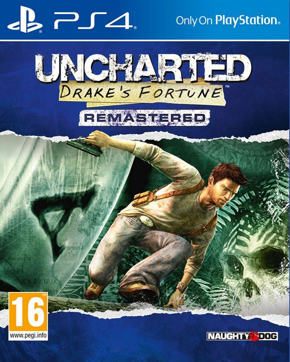 Uncharted: Drake's Fortune PS4