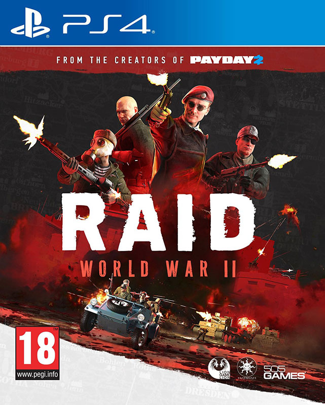 Raid: World War II PS4