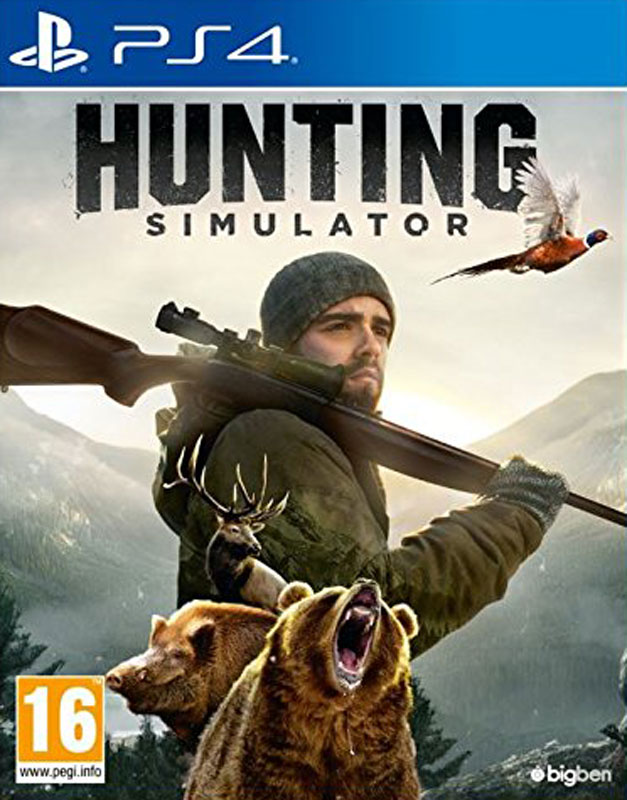 Hunting Simulator PS4