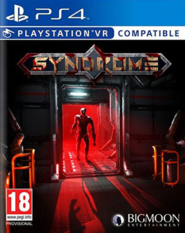 Syndrome VR PS4 hra