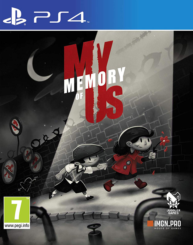 My Memory of Us PS4 (CZ)