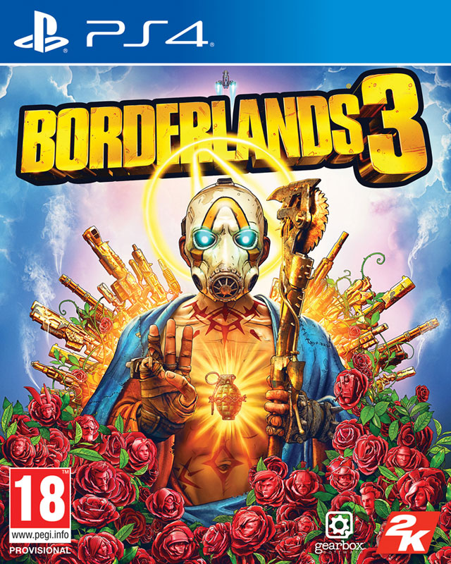 Borderlands 3 PS4