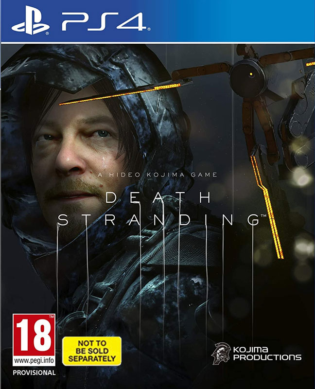 Death Stranding PS4 CZ