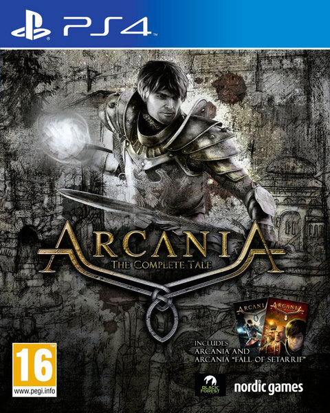 Arcania: The Complete Tale PS4