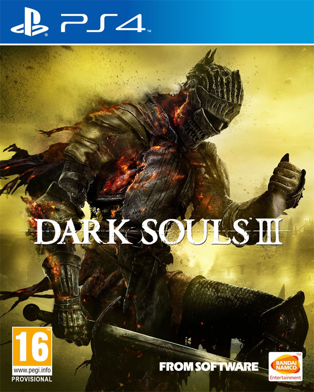 Dark Souls 3 PS4