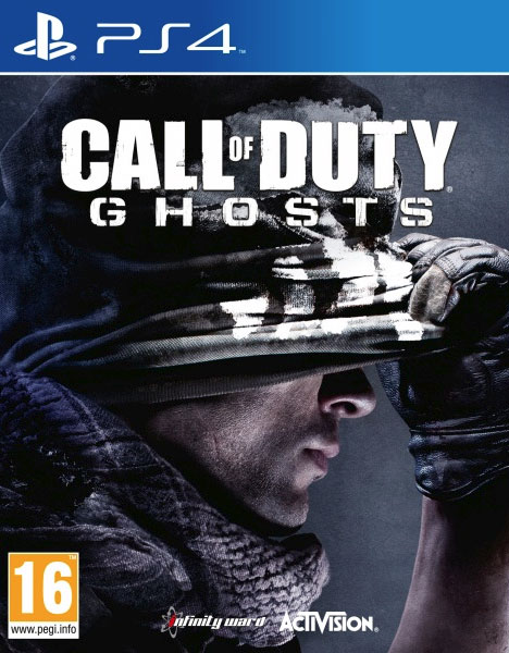 Call of Duty Ghosts PS4