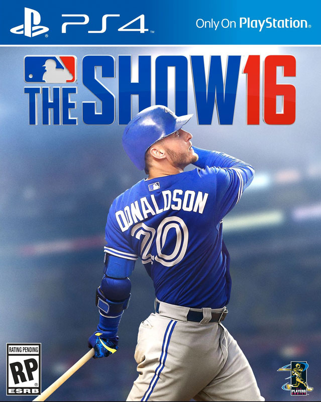 MLB 16 The Show PS4