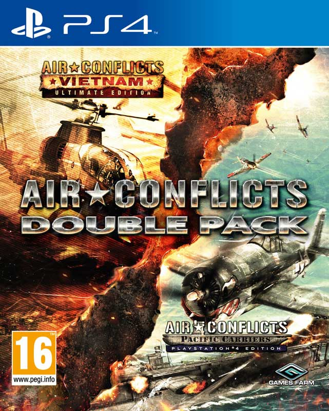 Air Conflicts: Double Pack PS4
