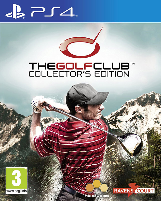 The Golf Club Collectors Edition PS4
