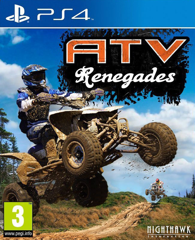 ATV Renegades PS4