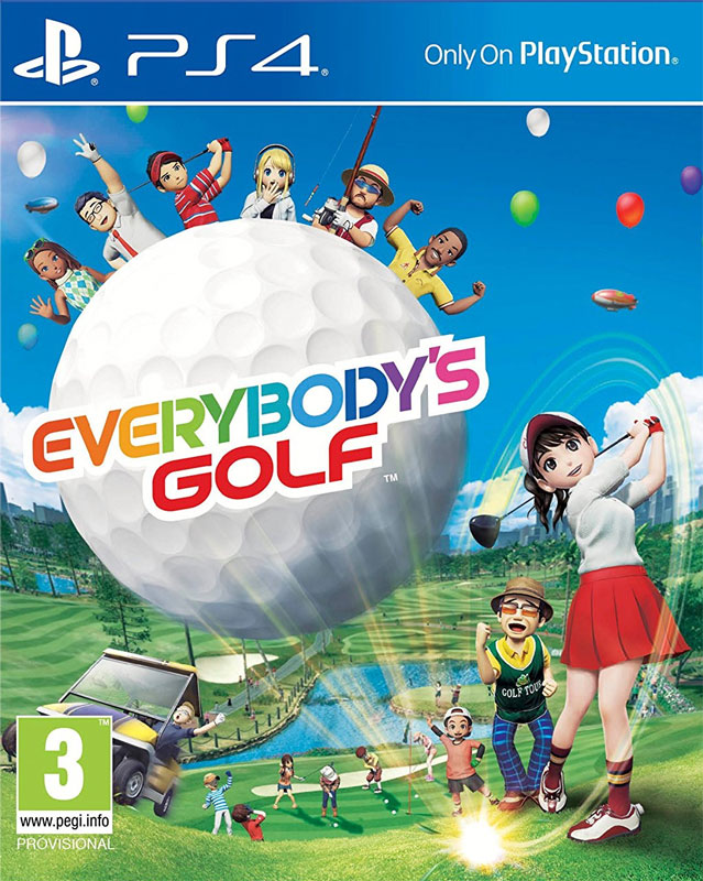 Everybody´s Golf PS4
