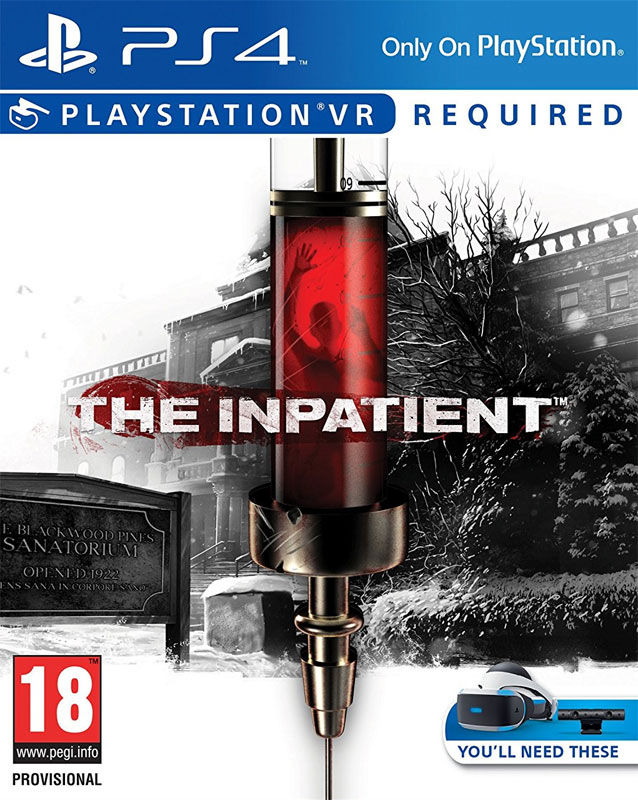 The Inpatient PS4 - vyžaduje Playstation VR