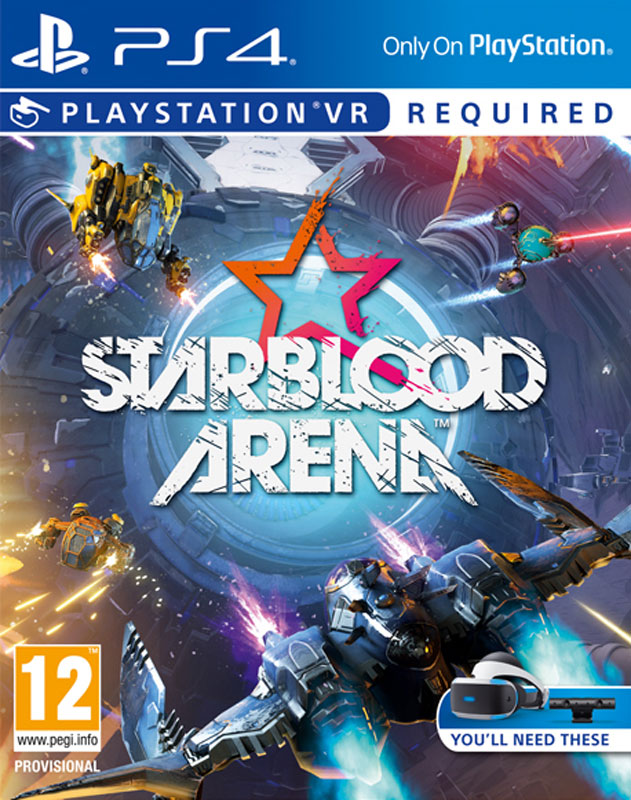 StarBlood Arena VR PS4 - vyžaduje Playstation VR