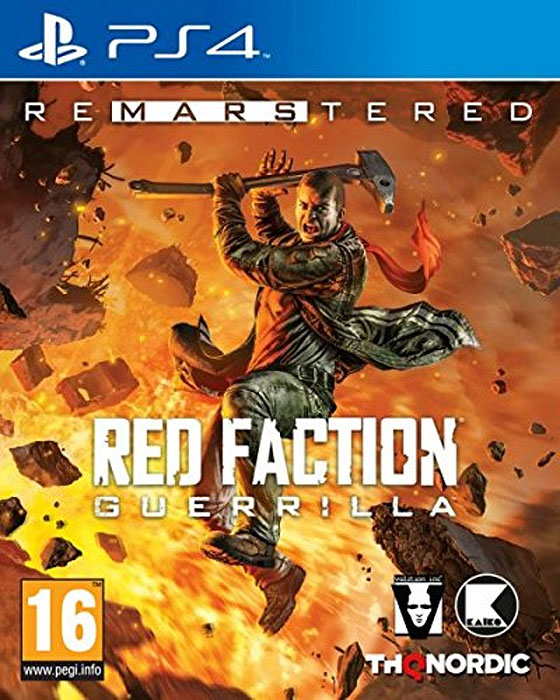 Red Faction Re-Mars-tered Edition PS4