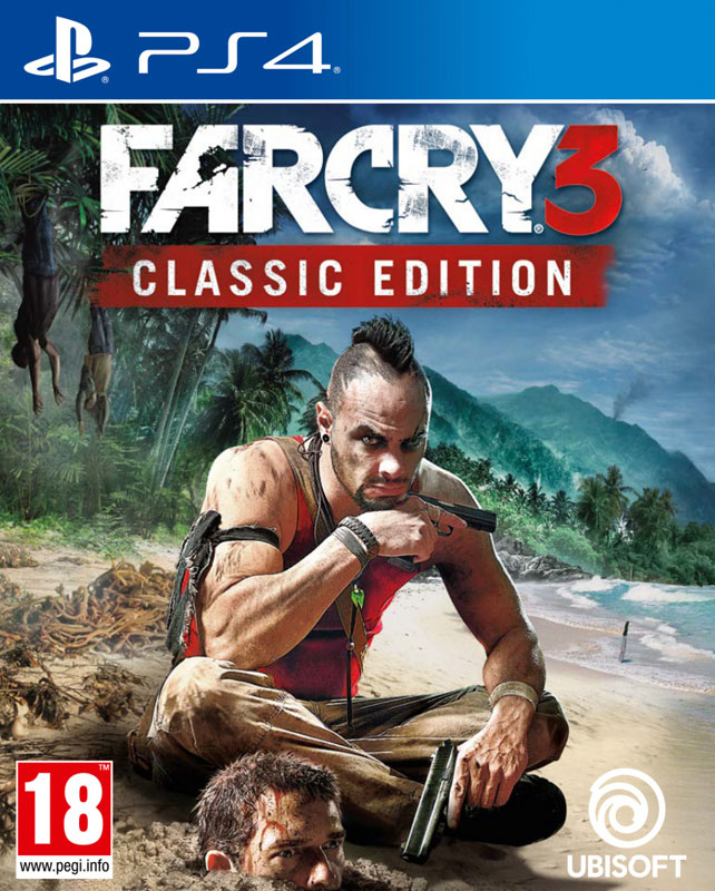 Far Cry 3 Classic Collection PS4