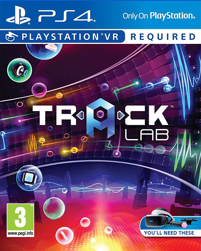 Track Lab VR PS4 - vyžaduje Playstation VR