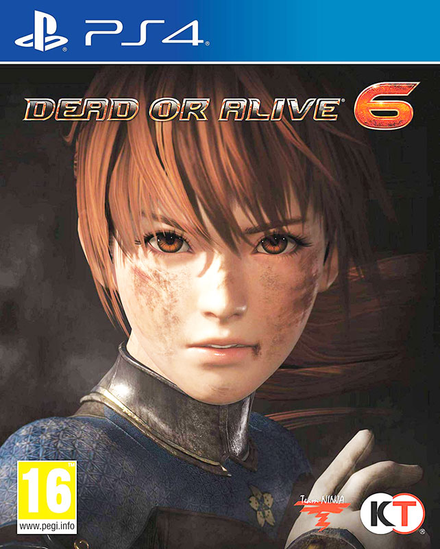 Dead or Alive 6 PS4