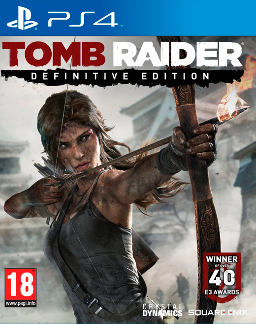 Tomb Raider - Definitive Edition PS4