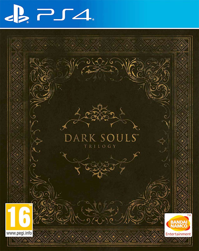 Dark Souls Trilogy PS4