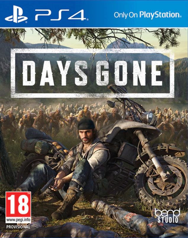 Days Gone PS4 (CZ)