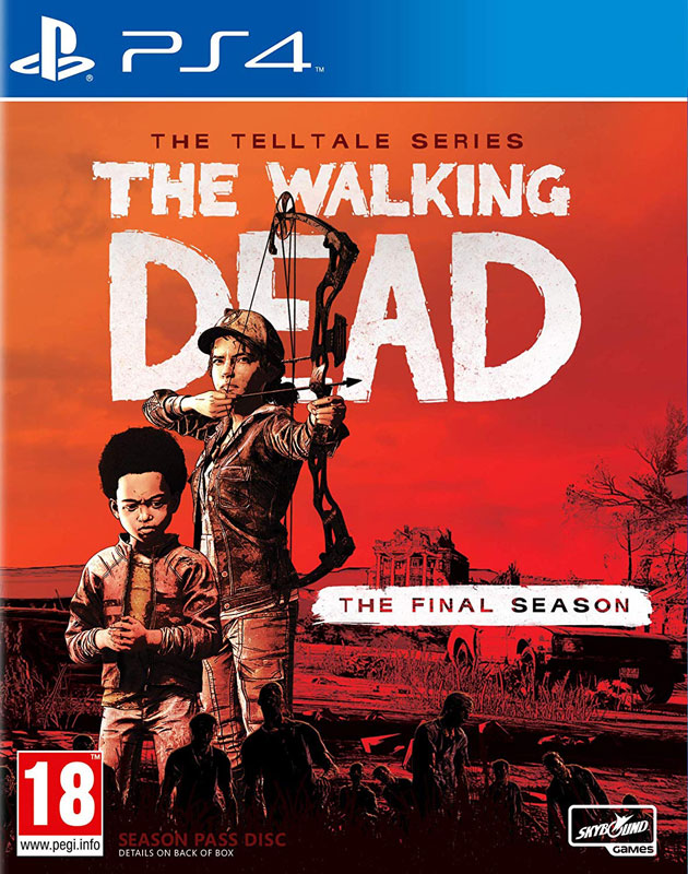 The Walking Dead - Telltale Final Season PS4