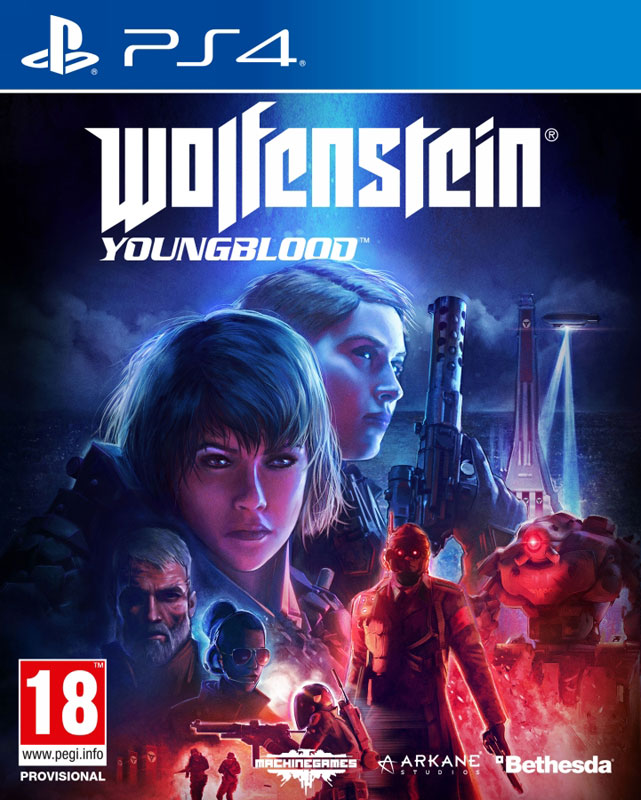 Wolfenstein Youngblood Deluxe Edition PS4