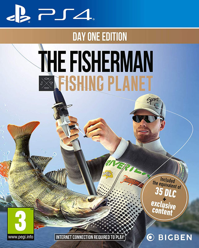 The FisherMan: Fishing Planet PS4