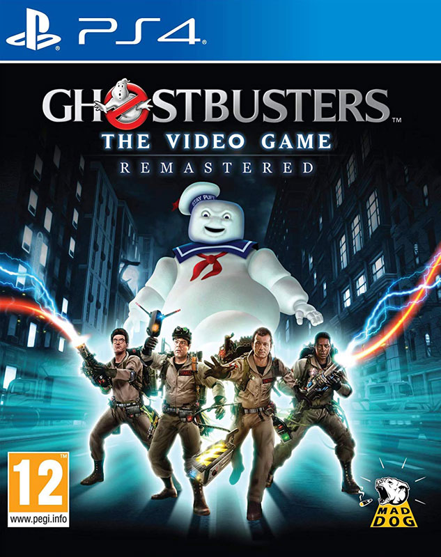 Ghostbusters Remastered PS4