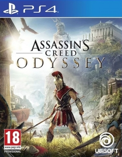 Assassins Creed Odyssey PS4 (CZ)