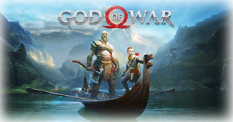 God of War na Playstation 4 v češtině