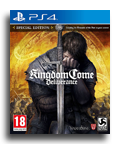Kingdom Come Deliverance hra na Playstation 4 s CZ titulky