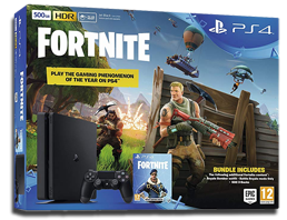 akce na Playstation 4 Slim Fortnite bundle