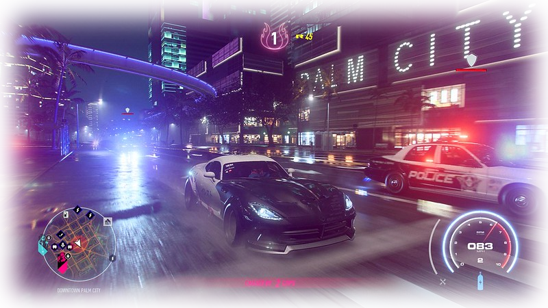 Need for Speed Heat závodní hra na Sony PS4
