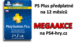 Playstation Plus akce