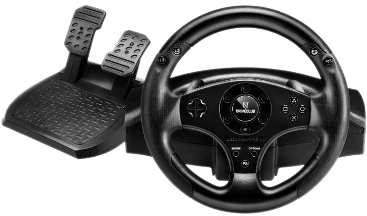 PS4 volant T80 racing wheel