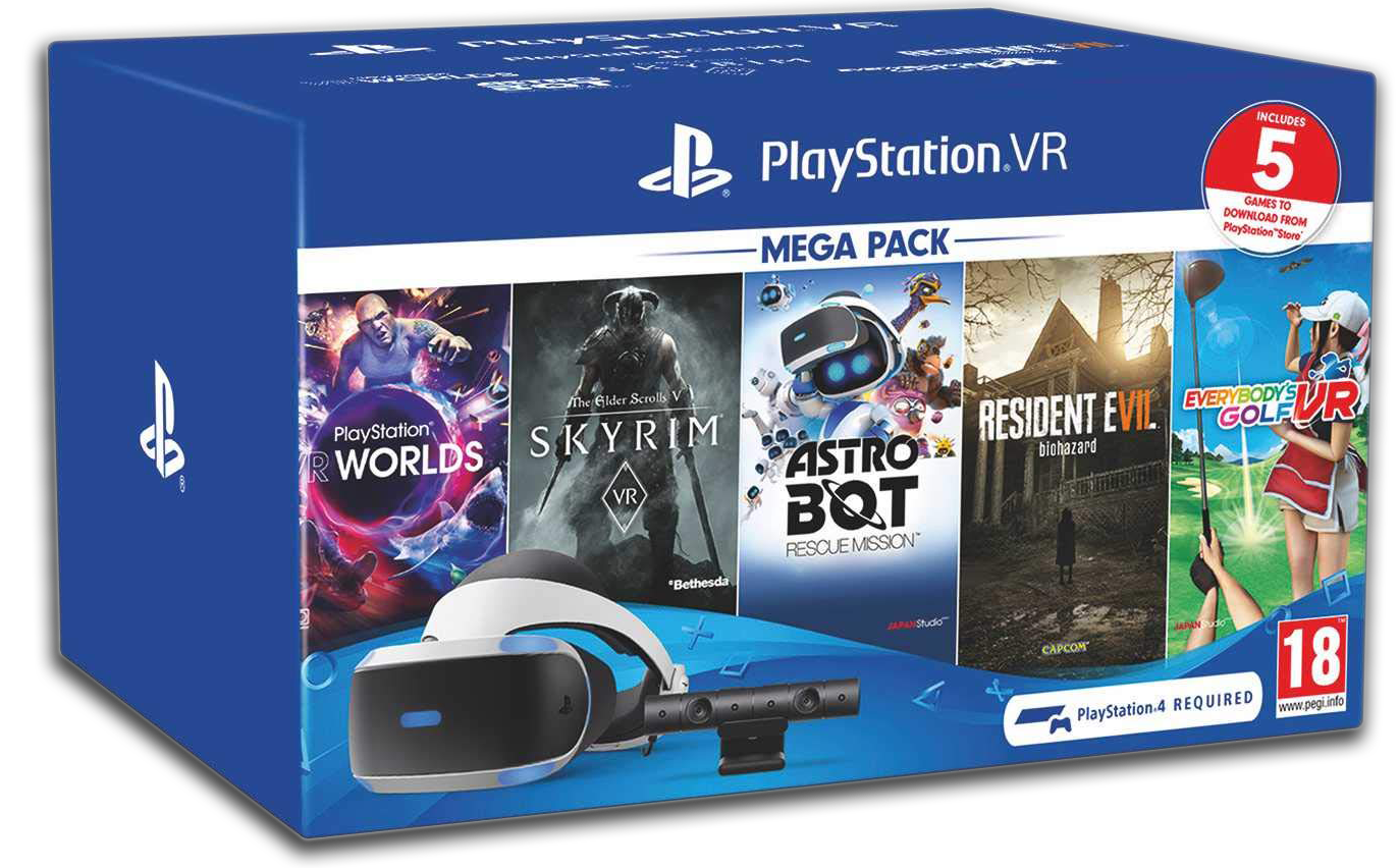 Playstation VR Megapack 2