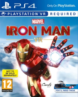Iron Man PS4 VR